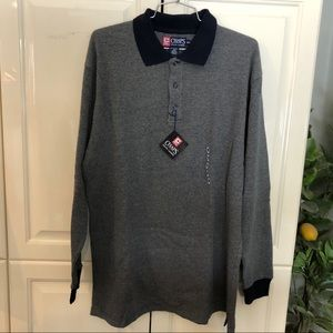 NWT Men's CHAPS Ralph Lauren Long Sleeve Shirt - M